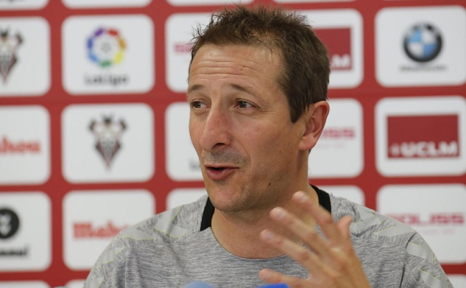 Ramis se muestra 'contento' con la plantilla que está conformando el Albacete Balompié