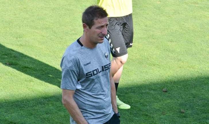 Ramis, entrenador del Albacete, espera un partido de 'extrema dificultad' ante el Lugo