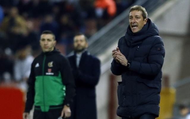 Ramis, entrenador del Albacete, denuncia una actitud racista de un jugador del Granada contra Bela