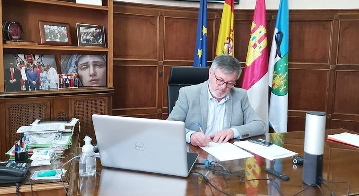 El Ayuntamiento de Hellín prepara la vuelta de sus trabajadores municipales y estudia medidas para la desescalada