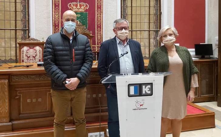 """El alcalde de Hellín pide responsabilidad y """"cordura"""" a los vecinos tras pasar a nivel 3 por el aumento del coronavirus"""