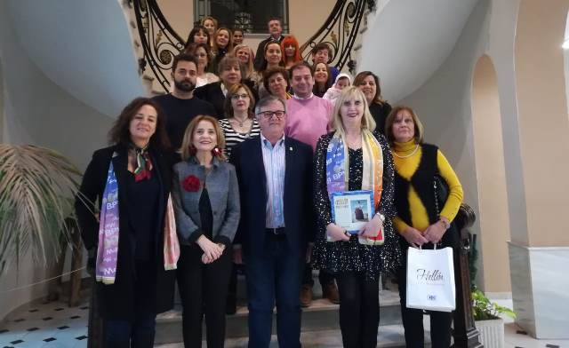 Empresarias y profesionales BPW de Madrid se dan cita durante el fin de semana en Hellín (Albacete)