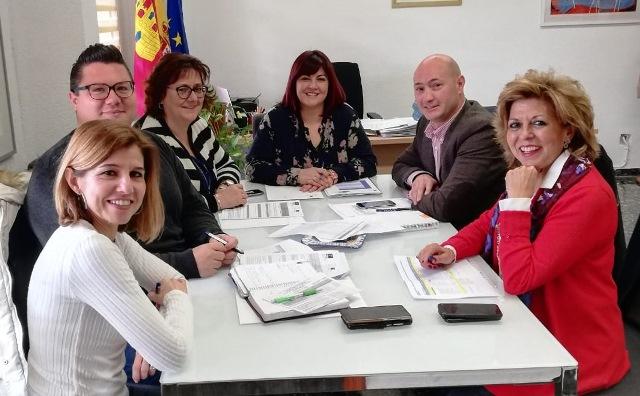 La Junta de Castilla-La Mancha estudia el proyecto de inclusión social 'Inclajo', en la provincia de Albacete