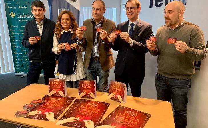 300 comercios de la provincia de Albacete incentivan compras con la promoción 'Rasca y gana'