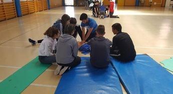 18.000 escolares y 1.700 docentes participaron en prácticas de reanimación cardiopulmonar en sus centros de Castilla-La Mancha