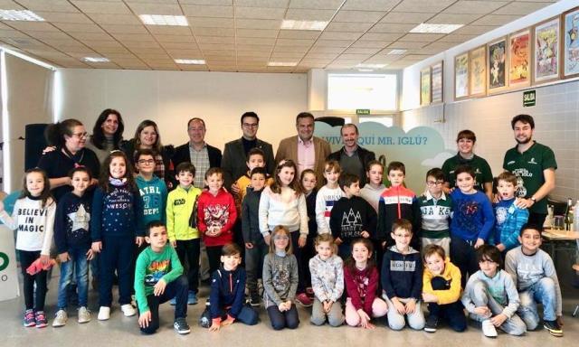 10 municipios de Albacete participan en la campaña de reciclado de envases de vidrio 'La Gira de Mr. Iglú'