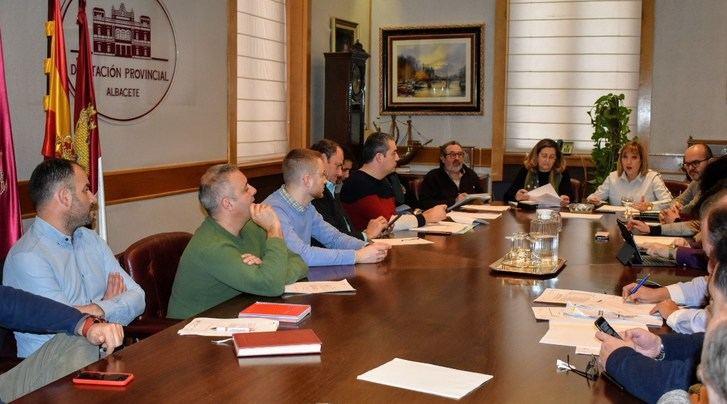 La Diputación de Albacete está trabajando para cambiar y mejorar el próximo contrato de recogida de envases