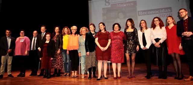 Reconocidas 2020 de Albacete pone de manifiesto el camino recorrido en igualdad