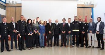 La Agrupación de Voluntarios de Protección Civil de Albacete cumple 30 años