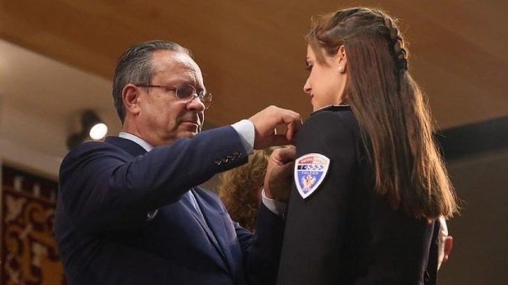 73 integrantes de la Policía Local de Castilla-La Mancha reciben el reconocimiento de Junta por su trayectoria o actuación