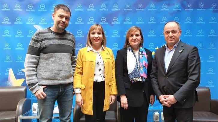 Albacete tiene ya representación en el Consejo de Gobierno de la Red Española de Ciudades por el Clima