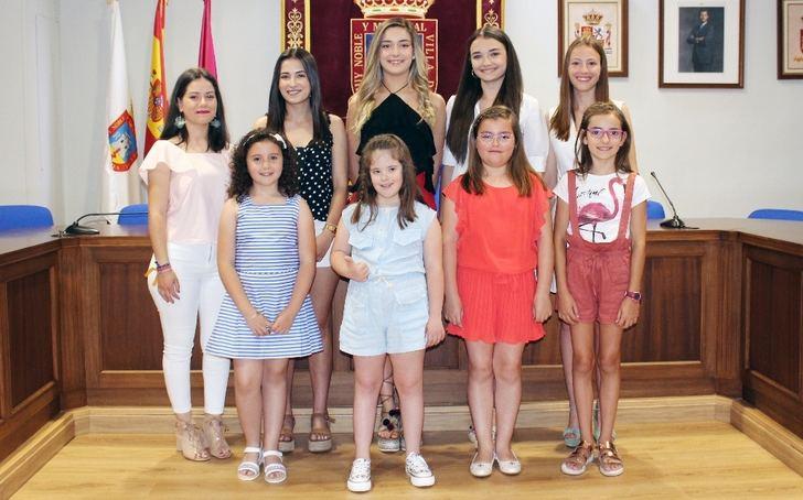 Celia Sevilla González será coronada reina de las Fiestas Patronales de La Roda 2019