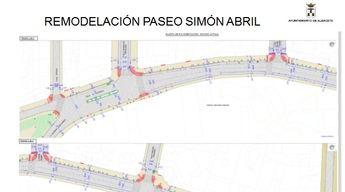 Las calles Albarderos, Carnicerías, Tinte, Mayor y Marqués de Villores, afectadas por la peatonalización del centro de Albacete