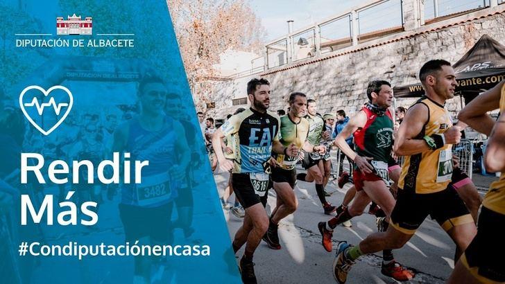 #Condiputaciónencasa se despide el domingo tras 42 jornadas amenizando el confinamiento con deporte, ocio, consejos y humor