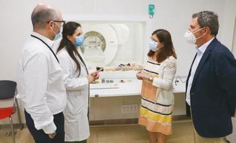 La nueva resonancia magnética del hospital de Villarrobledo empezará a funcionar en agosto