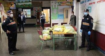 Educación finaliza el reparto de casi 1.500 ordenadores y 700 tarjetas de conectividad en la provincia de Albacete