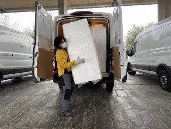 Castilla-La Mancha distribuyó más de 200.000 artículos de protección para profesionales sanitarios