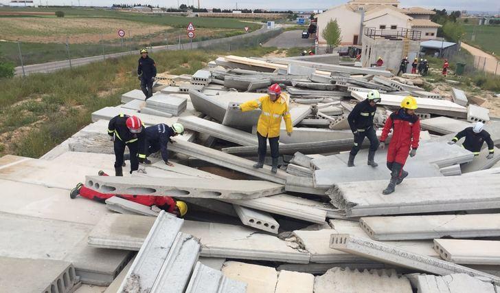58 personas fueron rescatadas por los servicios de emergencias, coordinados por el 112 de Castilla-La mancha