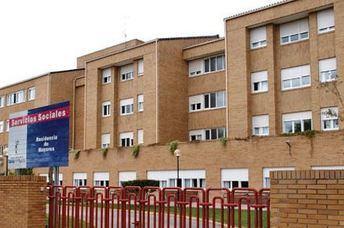 Imagen de archivo de la residencia del Paseo de la Cuba de Albacete.