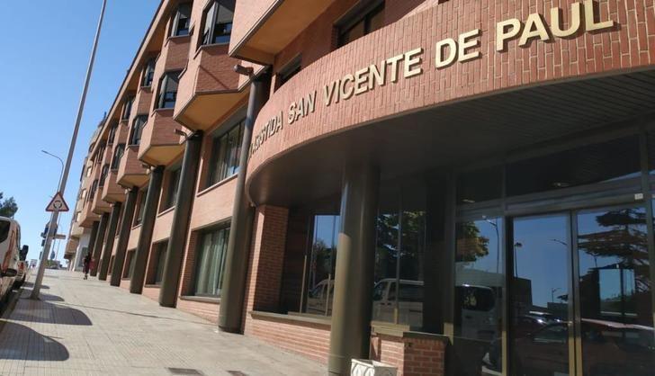 La Residencia San Vicente de Paúl de Albacete reanuda el lunes las visitas tras confirmarse que está libre de covid