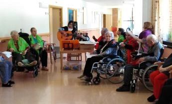 La residencia asistida San Vicente de Paúl de Albacete celebra la 'Semana del Residente'
