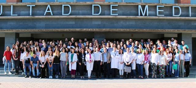 99 médicos residentes inician su formación como especialistas en el Hospital de Albacete