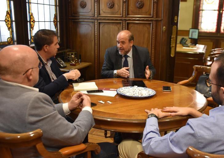 La Junta de Castilla-La Mancha y la Diputación de Albacete estudian nuevas vías de colaboración