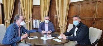 Junta y Ayuntamiento de Hellín firmarán un convenio de colaboración para la cesión de la travesía de Isso y la CM-412