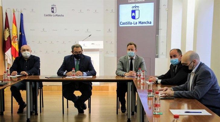 Los consultas externas del Hospital de Albacete comenzarán en junio su traslado al nuevo centro de salud 8