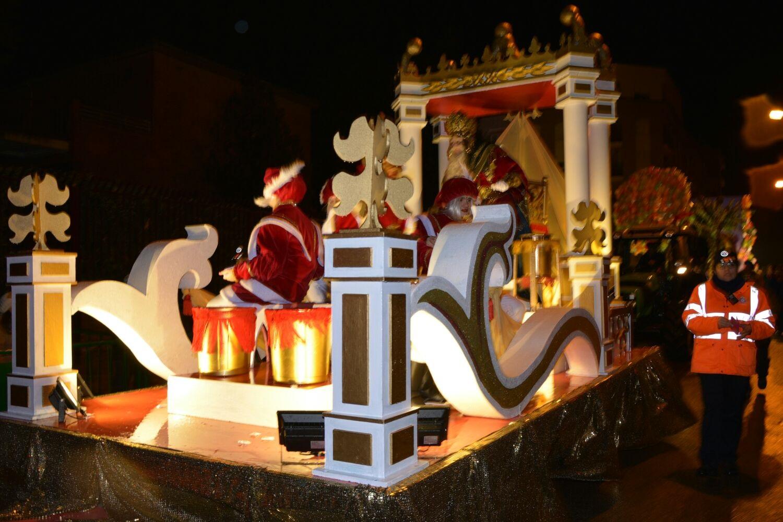Carrozas De Reyes Magos Fotos.La Cabalgata De Los Reyes Magos 2019 De Albacete Contara Con