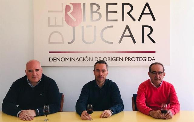 Ribera del Júcar, Manchuela y Utiel-Requena estudian acciones conjuntas de promoción de sus vinos
