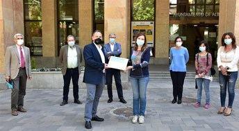 Reconocimiento a la gestión del Ayuntamiento de Albacete en prevención de riesgos laborales