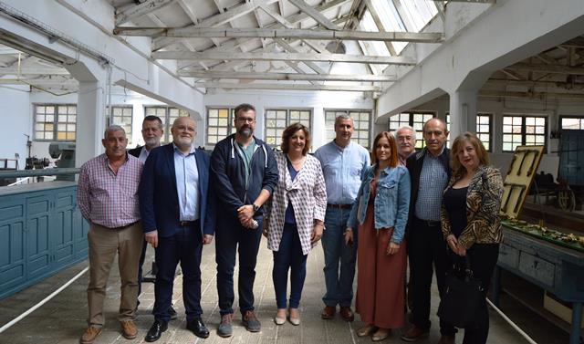 La Junta de Castilla-La Mancha licitará la rehabilitación de las Fábricas de Bronce de Riópar para convertirlo en alojamiento turístico