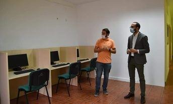 Robledo ofrece a autónomos y emprendedores un espacio de Coworking