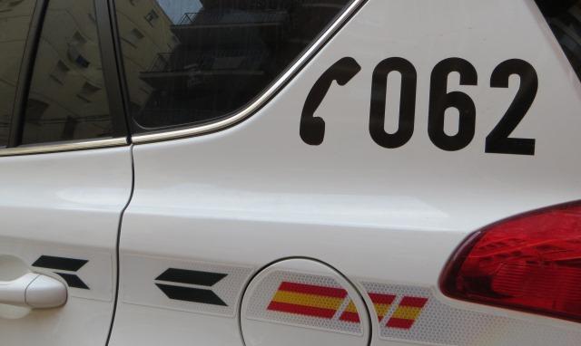 Dos vecinos de Albacete detenidos por la Guarda Civil por diversos robos con fuerza en fincas agrícolas