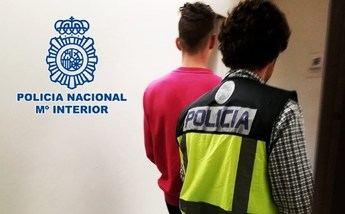 Detenido y enviado a la cárcel uno de los autores de cuatro robos con violencia en calles de Albacete