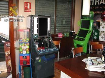 Desmantelada una organización criminal acusada de 37 robos de bares de Cuenca, Albacete y Valencia