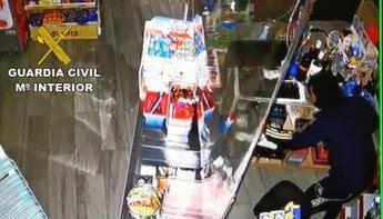 Investigan a una persona por robar de cajas de caudales en naves industriales y comercios en Ciudad Real