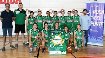 La Roda acoge el próximo fin de semana el V torneo nacional de Minibásquet Femenino Rodanoble