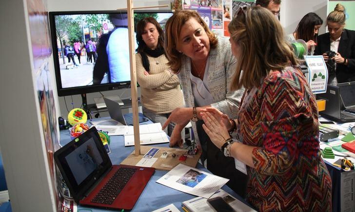 Los centros educativos de Castilla-La Mancha disponen de 600 unidades robóticas para complementar el proyecto STEAM