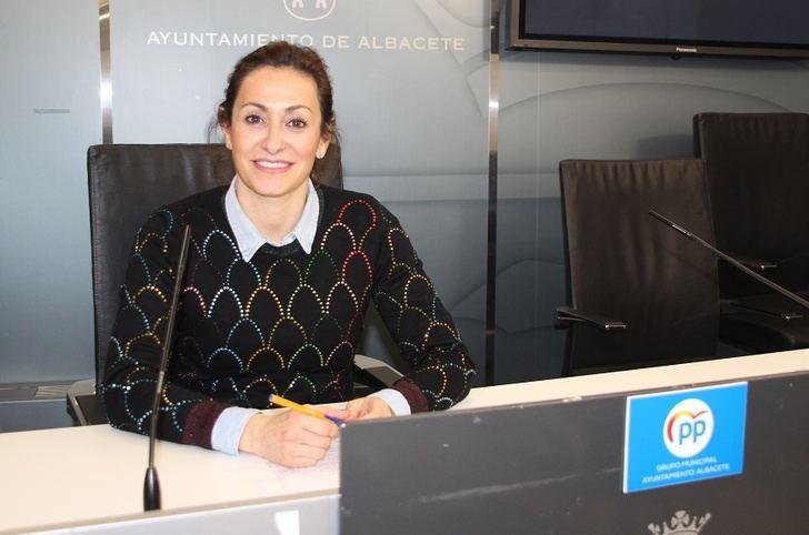 El PP presenta en el pleno una moción para apoyar al comercio tradicional de Albacete