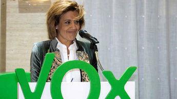 Vox cambia el nombre de su concejal electo en Albacete, dimite Delfín Córcoles y lo sustituye Rosario Velasco