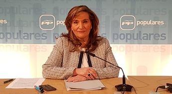 Rosario Rodríguez (PP) reivindica el valor de la caza en Castilla-La Mancha como fuente gde empleo y de economía