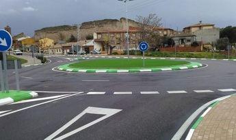 150.000 euros de inversión para el refuerzo de la travesía de la CM-5005 y la construcción de una glorieta en Escalona (Toledo)
