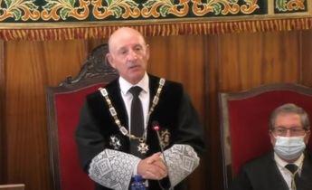 El presidente del TSJ de Castilla-La Mancha pide más recursos ante el aumento de asuntos en tribunales en los 2021