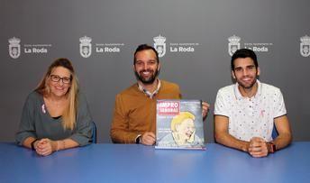 La Roda acoge el teatro 'Impro Señoras' de la mano de Santi Avendaño a beneficio de AECC
