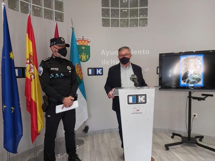 El Ayuntamiento de Hellín otorga una felicitación pública a entidades y personas que han colaborado durante la pandemia