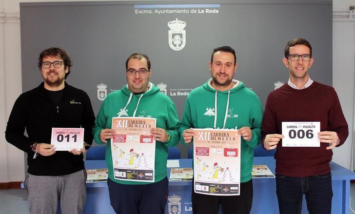 La Roda celebra la XII edición de la Carrera del Miguelito a beneficio de Asproroda