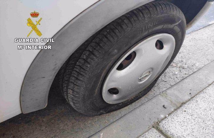 Detenidos cinco menores e investigado otro por vandalismo en vehículos en Consuegra (Toledo)