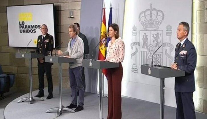 España registra más de 17.100 casos y 767 muertes por coronavirus, solo 3 menores de 65 años